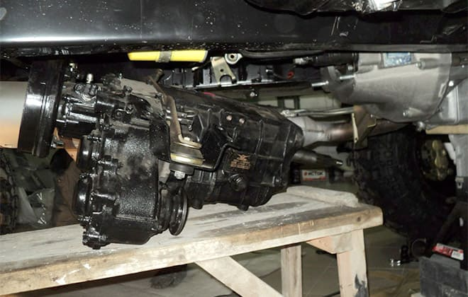 УАЗ 2206 коробка передач