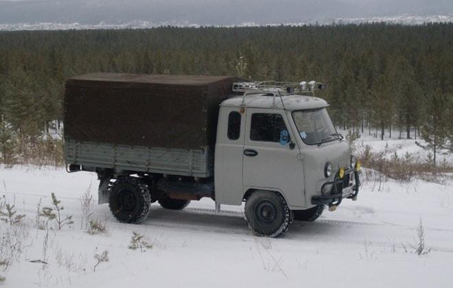 УАЗ-39095
