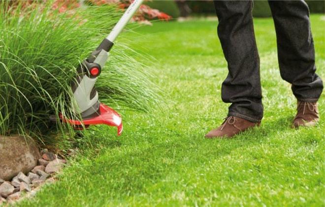 Устройство для скоса травы