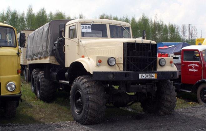 Вездеход КрАЗ-225