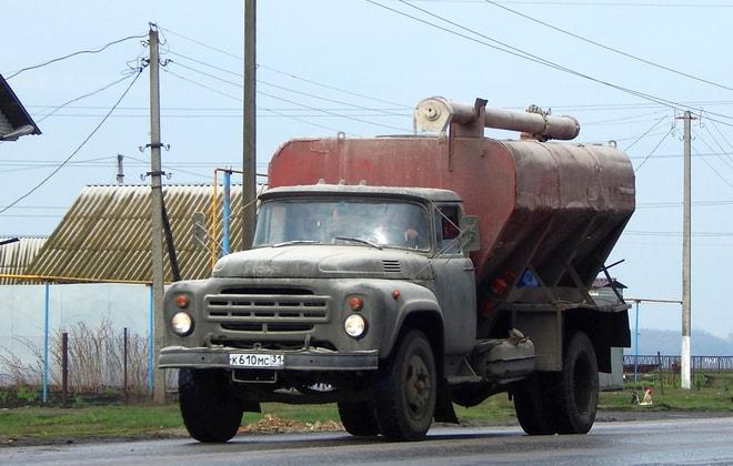 Загрузчик кормов ЗСК-10