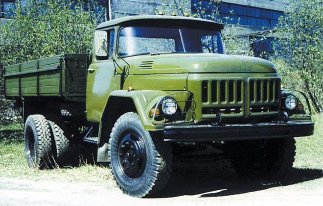 ЗИЛ-431410 производства УАМЗ