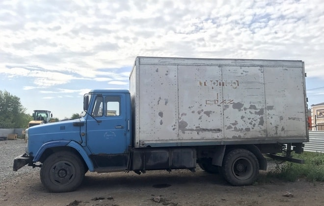 ЗИЛ грузовой