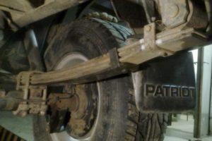 Эксплуатация и тюнинг рессор на автомобилях УАЗ