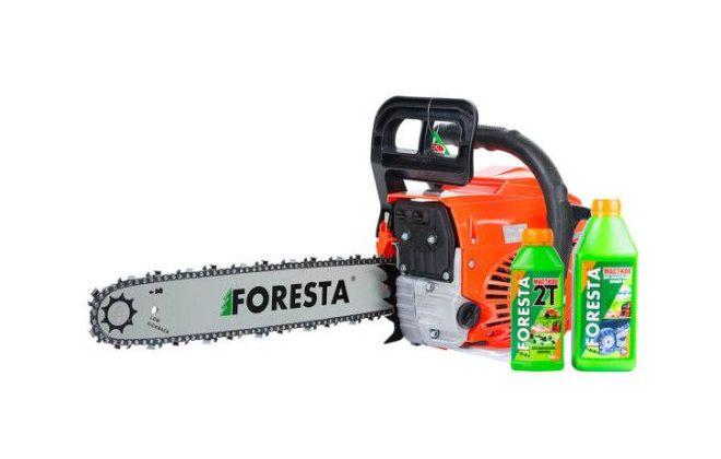 Фирменное масло Foresta