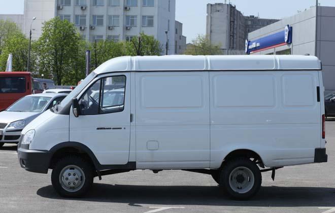 Фургон ГАЗ-27057