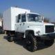 Руководство по эксплуатации и технические характеристики грузового автомобиля ГАЗ-33081