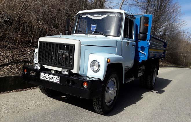 ГАЗ грузовик 3507