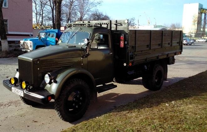ГАЗ модель 51