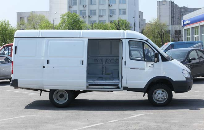 ГАЗ модели 27057