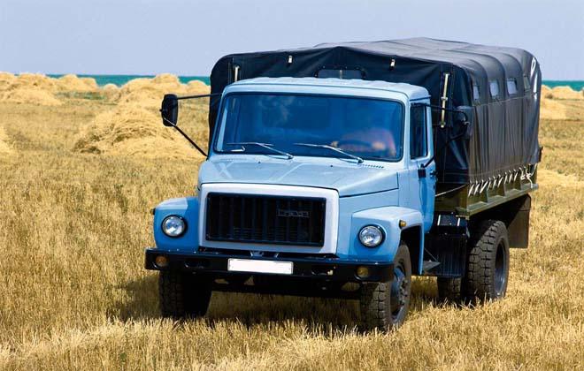 ГАЗ модели 3306