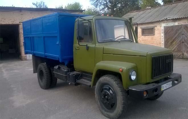 ГАЗ модели 3309