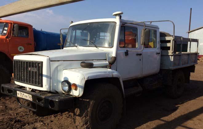 ГАЗ модели 3897
