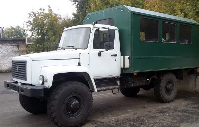 ГАЗ серии 33081