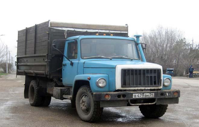 ГАЗ серии 3507