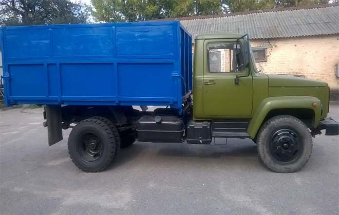 ГАЗ серии 4301