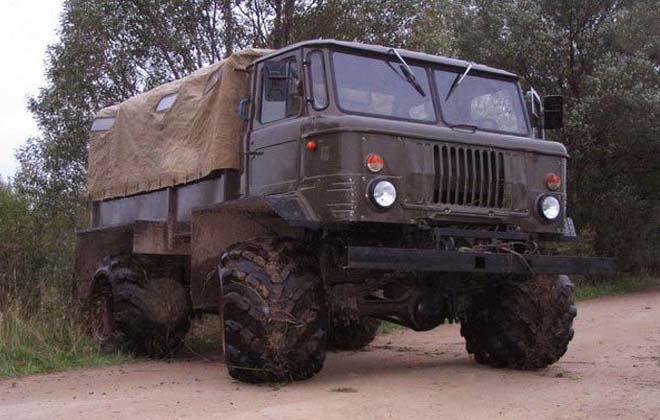 ГАЗ серии 66