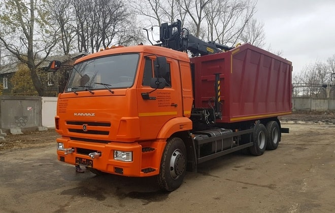 Металловоз-65115
