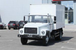 Технические характеристики грузового автомобиля ГАЗ-3309 и его модификаций