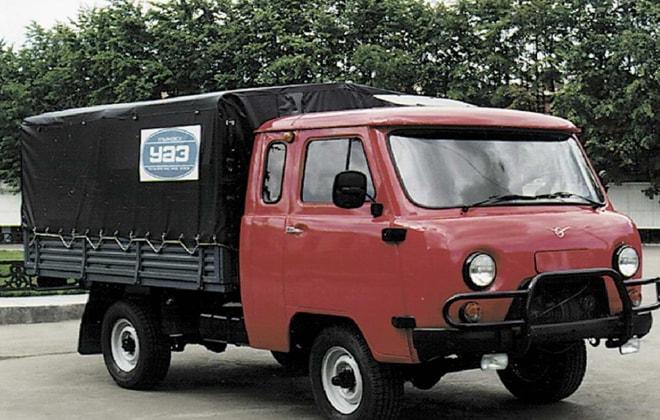 Модель УАЗ-33094