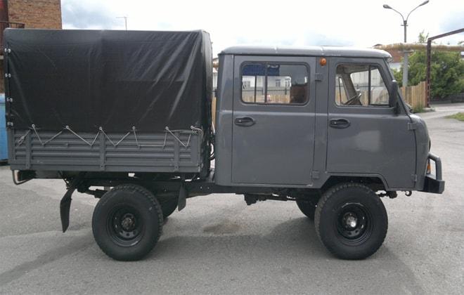 Модель УАЗ-39094