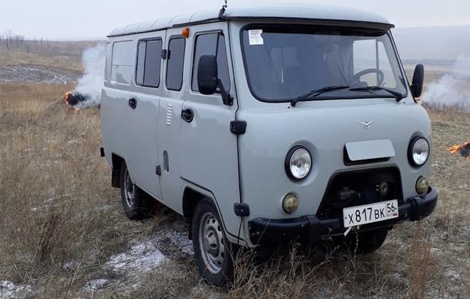 Модель УАЗ-390995