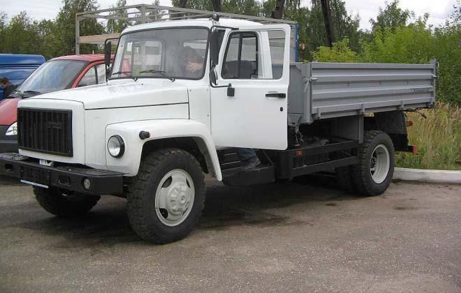 Модификация ГАЗ-35071