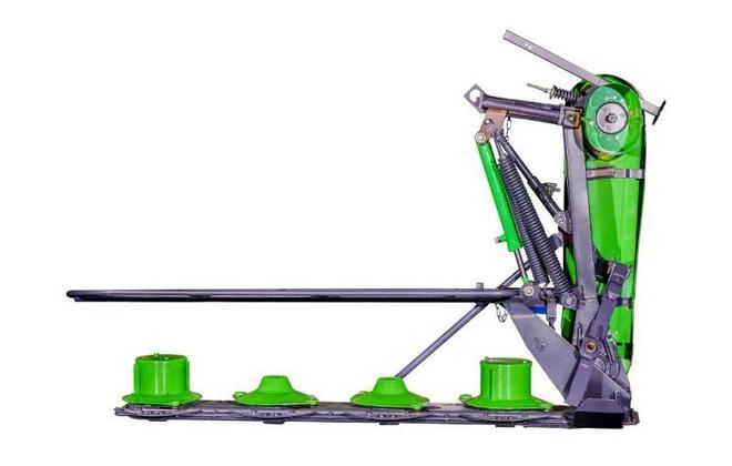 Навесное оборудование КНД-210