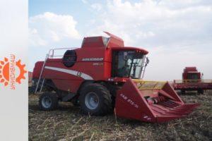 ТОП-2 жатки для зерноуборочных комбайнов (НАШ-873 и 1273)