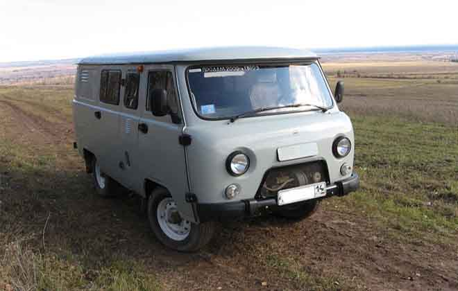 УАЗ модель 390994