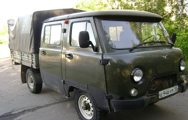 УАЗ модели 390944