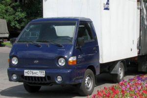 Технические характеристики южнокорейских легких грузовиков Hyundai Porter (Хендай Портер)