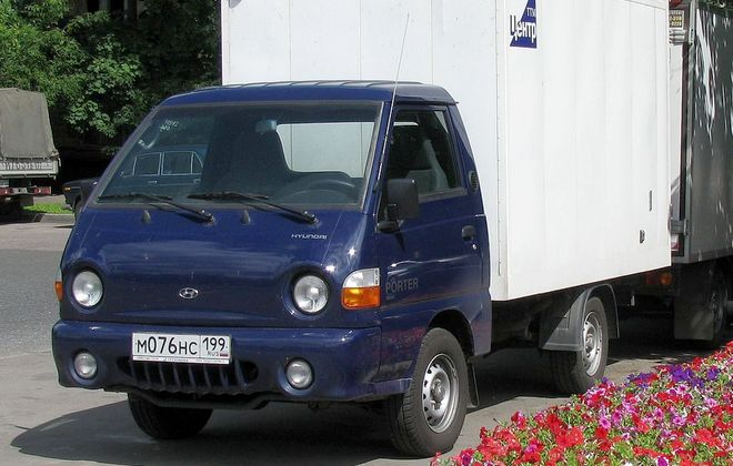 Легкий грузовой автомобиль