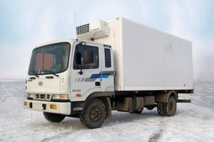 Технические характеристики грузового автомобиля Hyundai (Хендай) HD 120