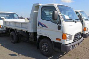 Технические характеристики малогабаритного грузовика Hyundai (Хендай) HD 72