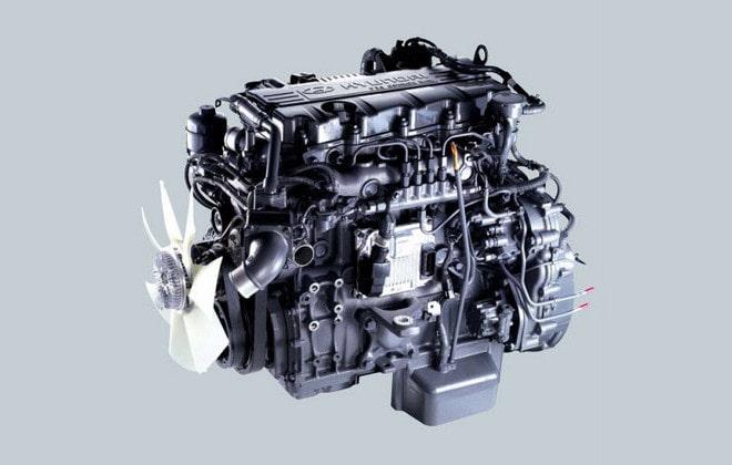 Мотор Hyundai D4GA