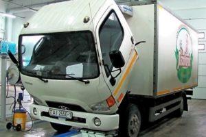 Как прокачать тормоза на Hyundai (Хендай) HD 78 и ремонт неисправностей