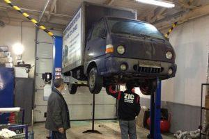 Как снять двигатель на Хендай Портер (Hyundai Porter) H100 и ремонт неисправностей когда автомобиль не заводится