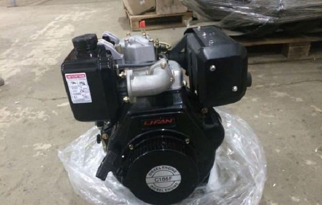 Мотор версии 186FD