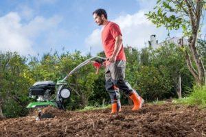 Как правильно пахать землю ручным мотокультиватором (культиватором)