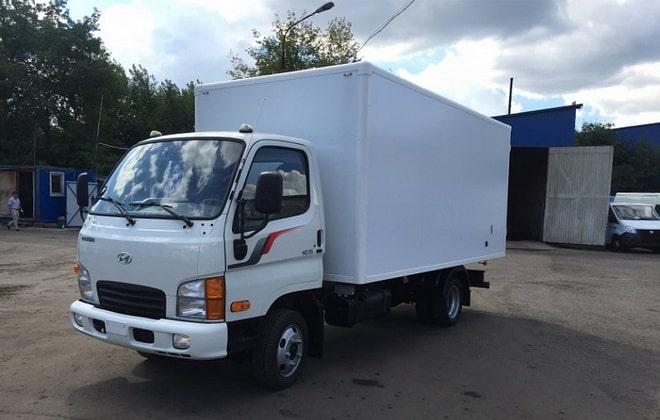 Компактный грузовик