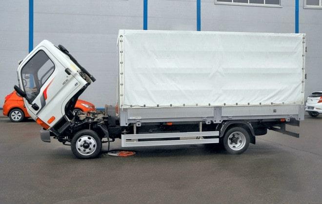 Надежный грузовой автомобиль