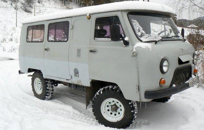 Обслуживание автомобиля УАЗ