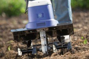 Электрический культиватор Lux 1400 для земляных работ