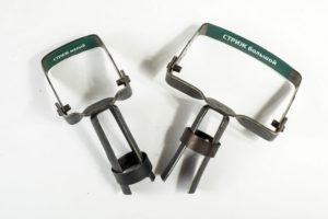 Ручной самозатачивающийся культиватор Стриж для рыхления почвы и срезания сорняков