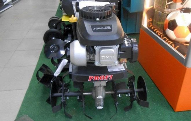 Дополнительное оборудование мотокультиватора
