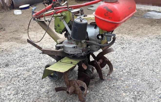 Мотор культиватора