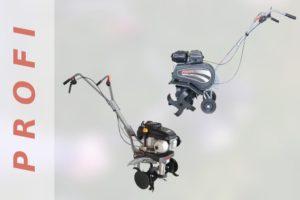 ТОП-2 модели мотокультиваторов Profi для работы в огороде и саду