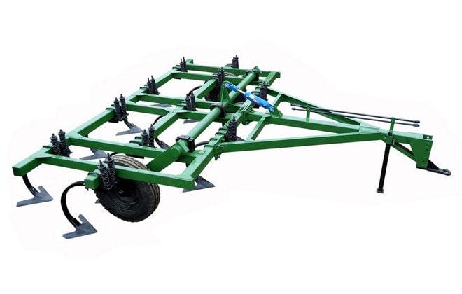 Дополнительное оборудование трактора