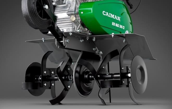 Модель Caiman Eco Max 50S C2 с механическим управлением